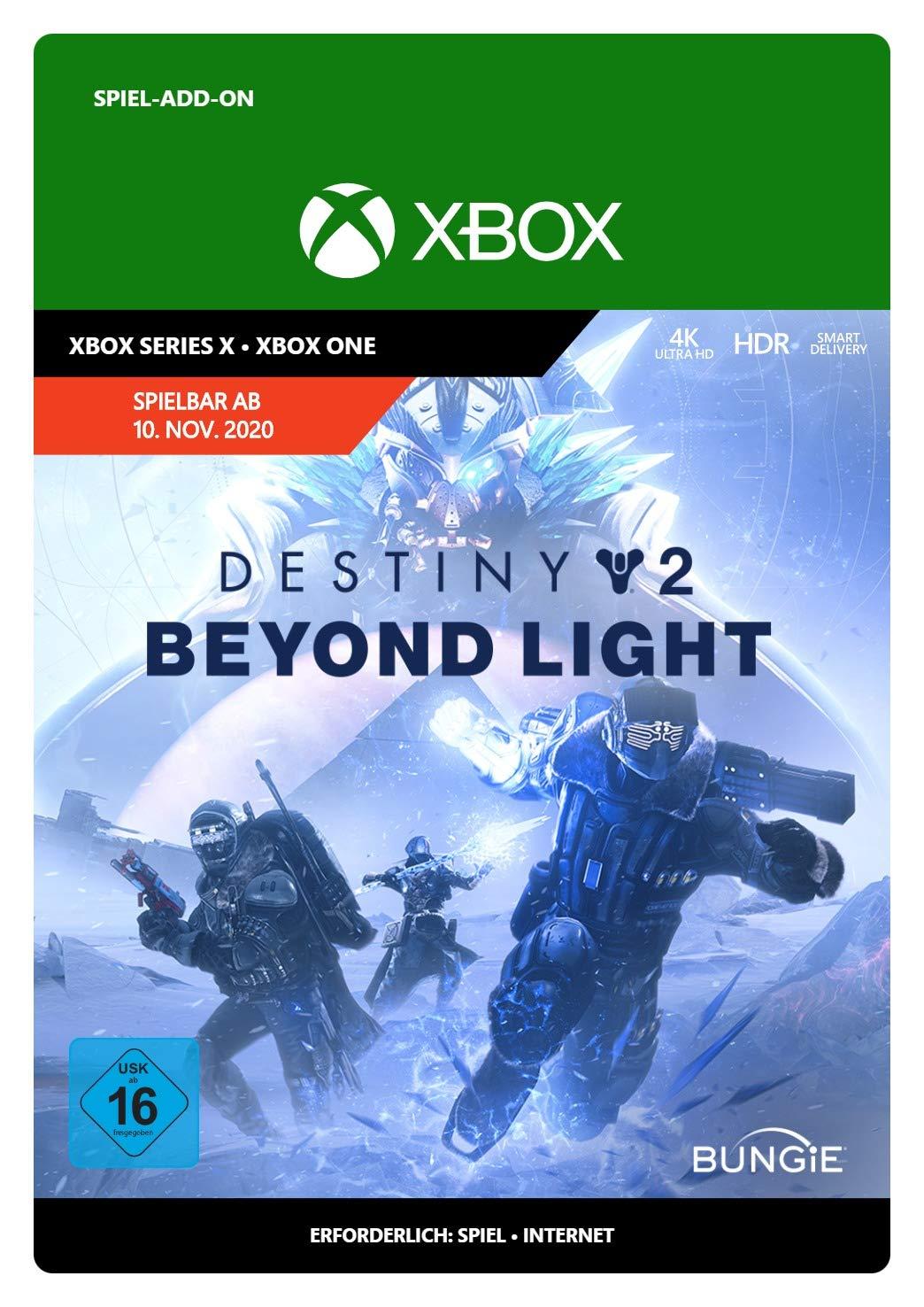 Destiny 2: Jenseits des Lichts - Wertung