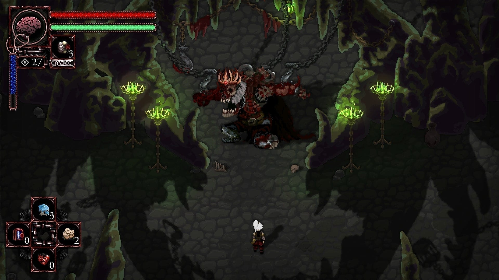 Screenshot des Spiels Morbid: The Seven Acolytes