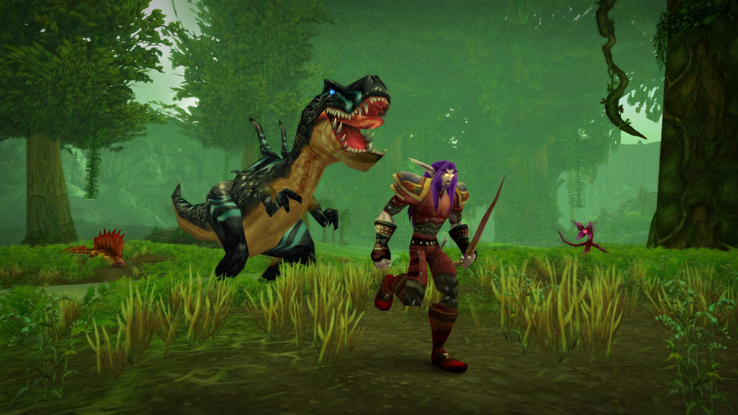World of Warcraft: Classic - Ungoro
