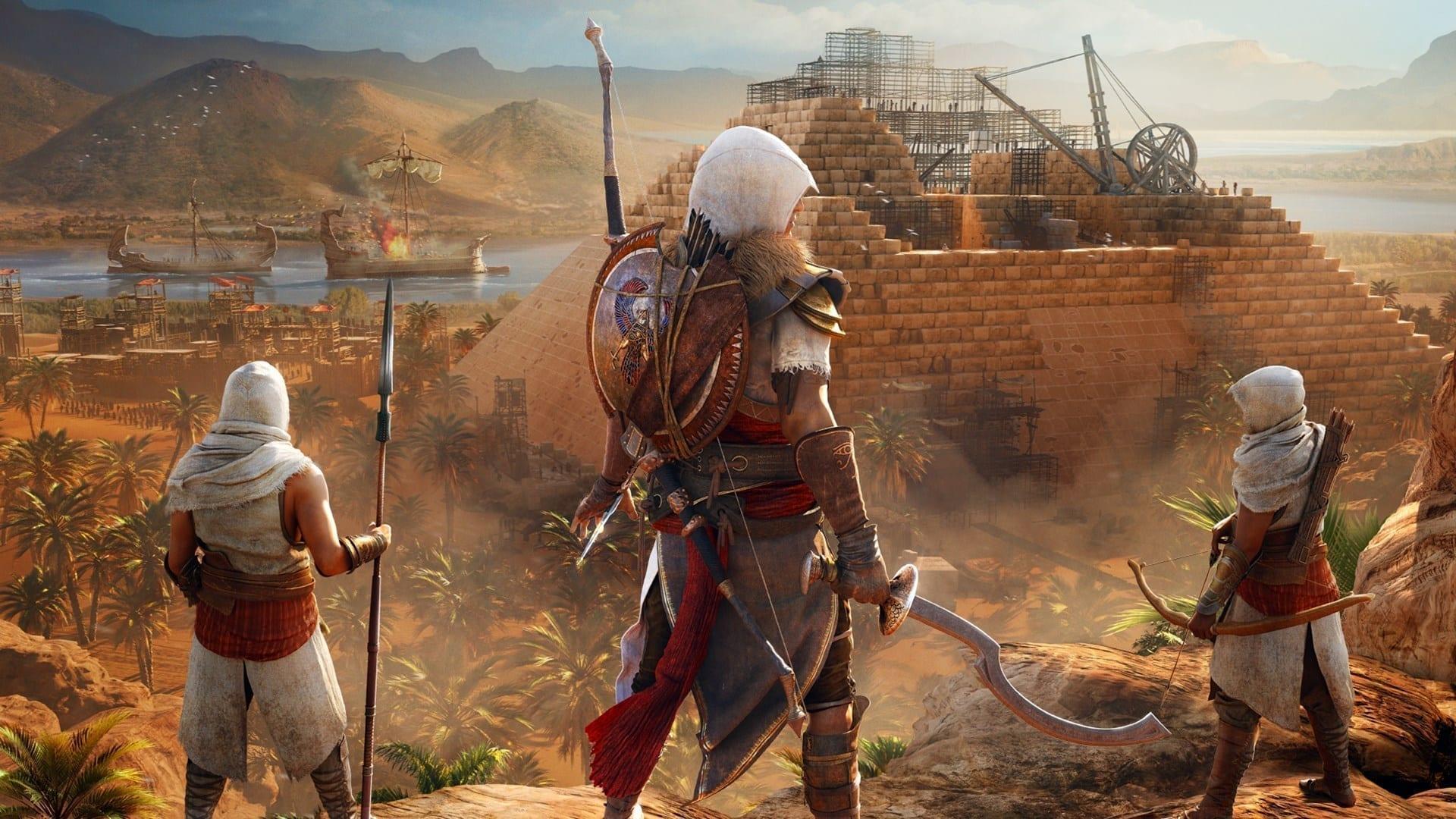 Screenshot aus dem Spiel Assassin's Creed Origins