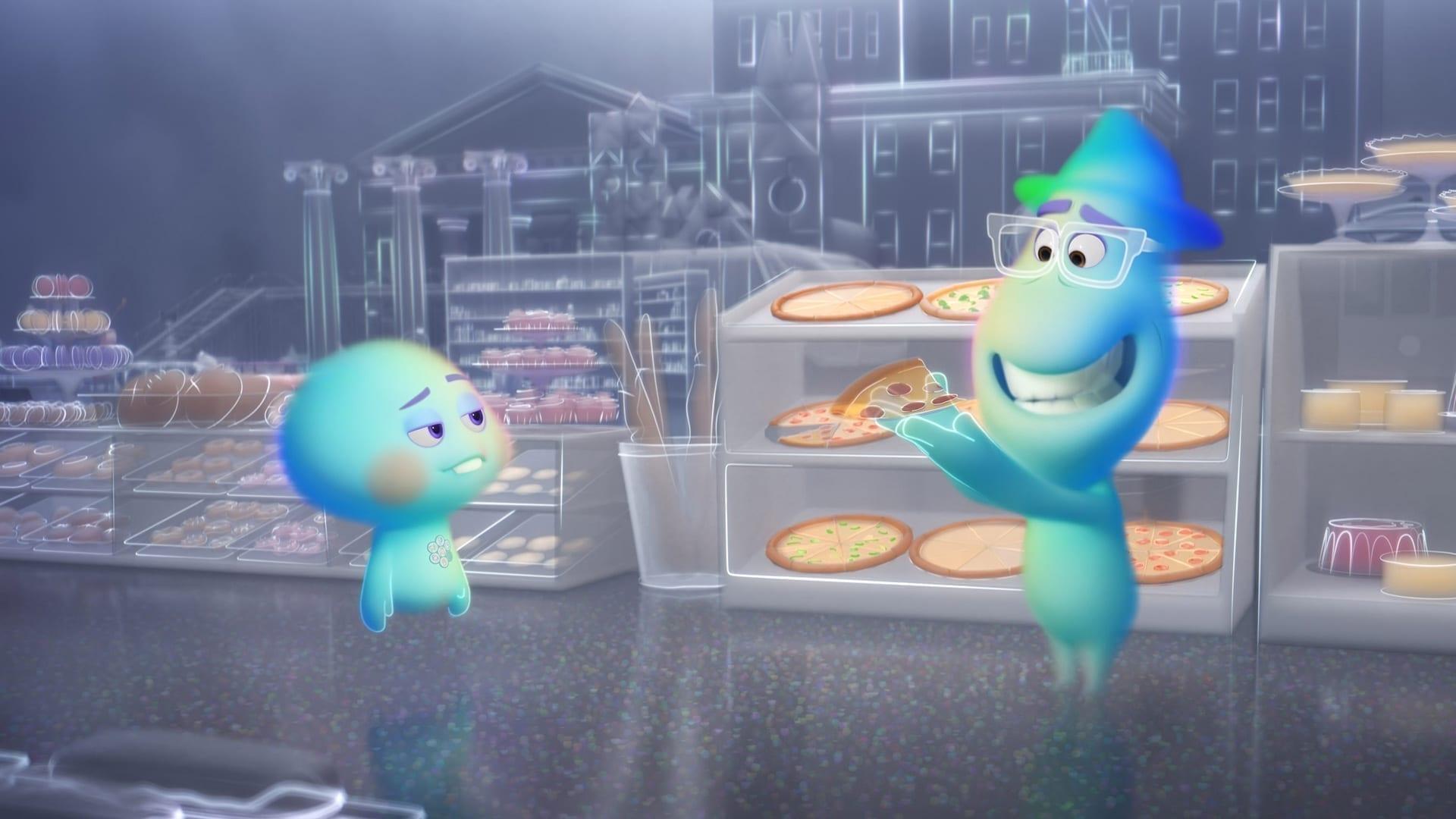 Disney and Pixar's Soul Joe und 22
