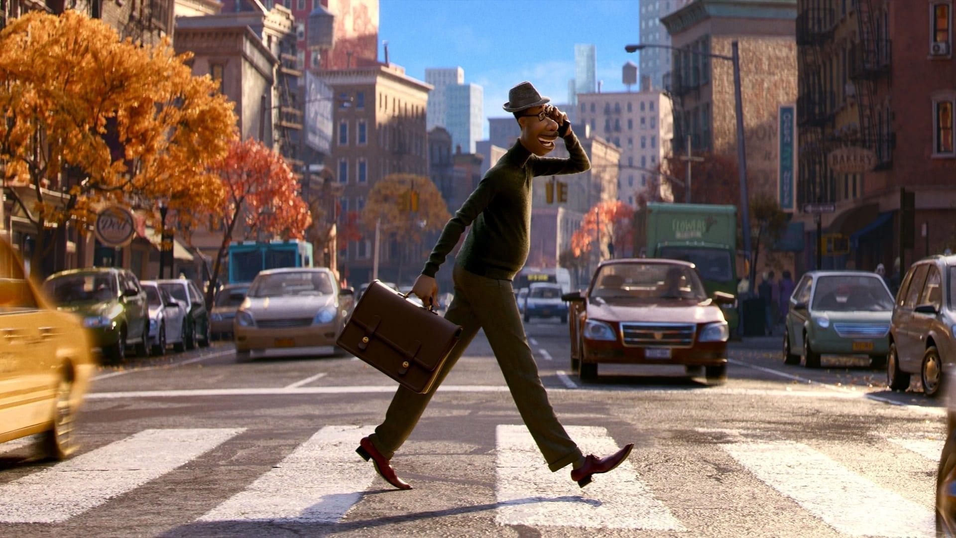 Disney Pixar Soul Joe Gardner