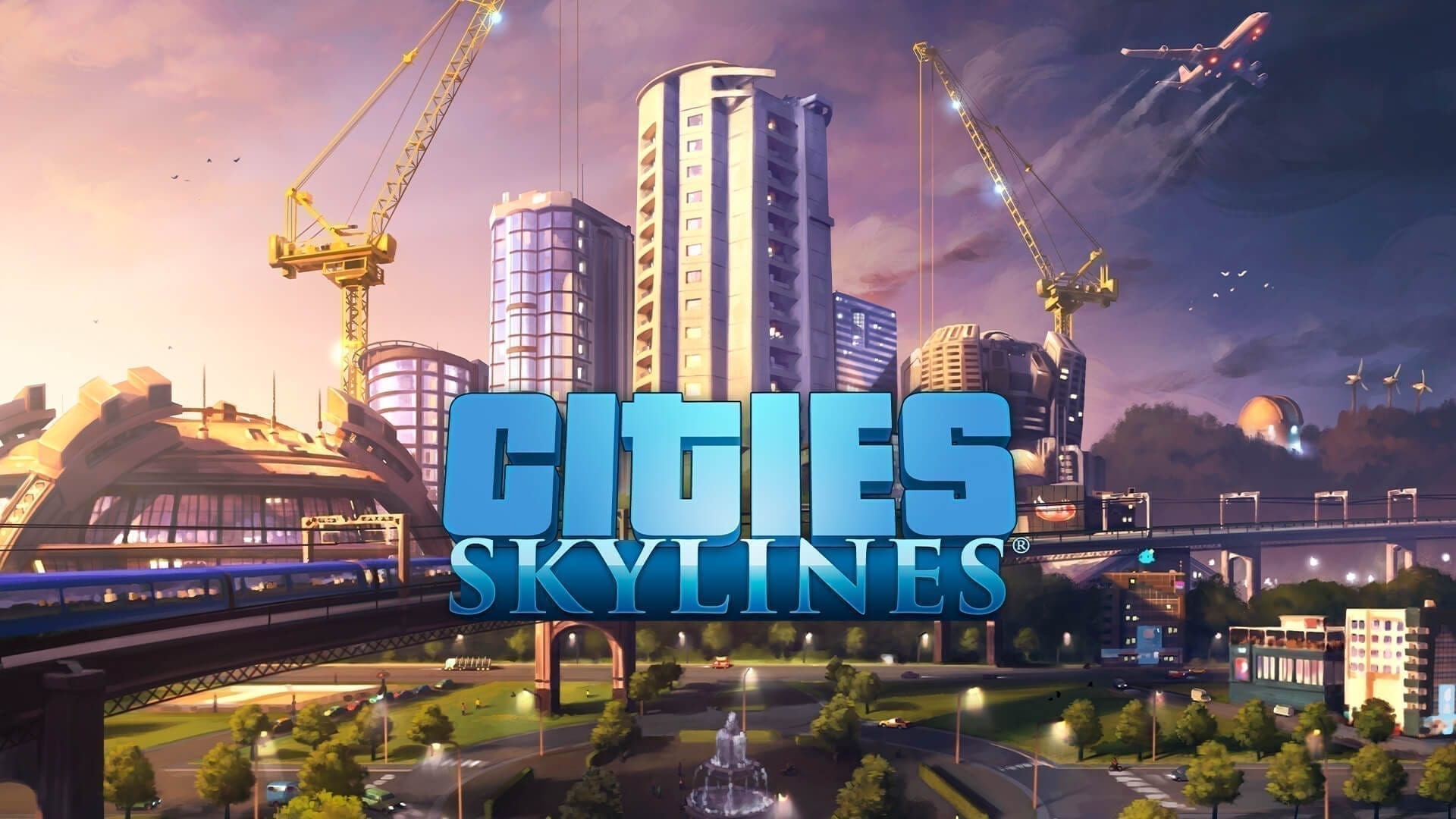 Epic Games Store Holiday Sale Cities: Skylines