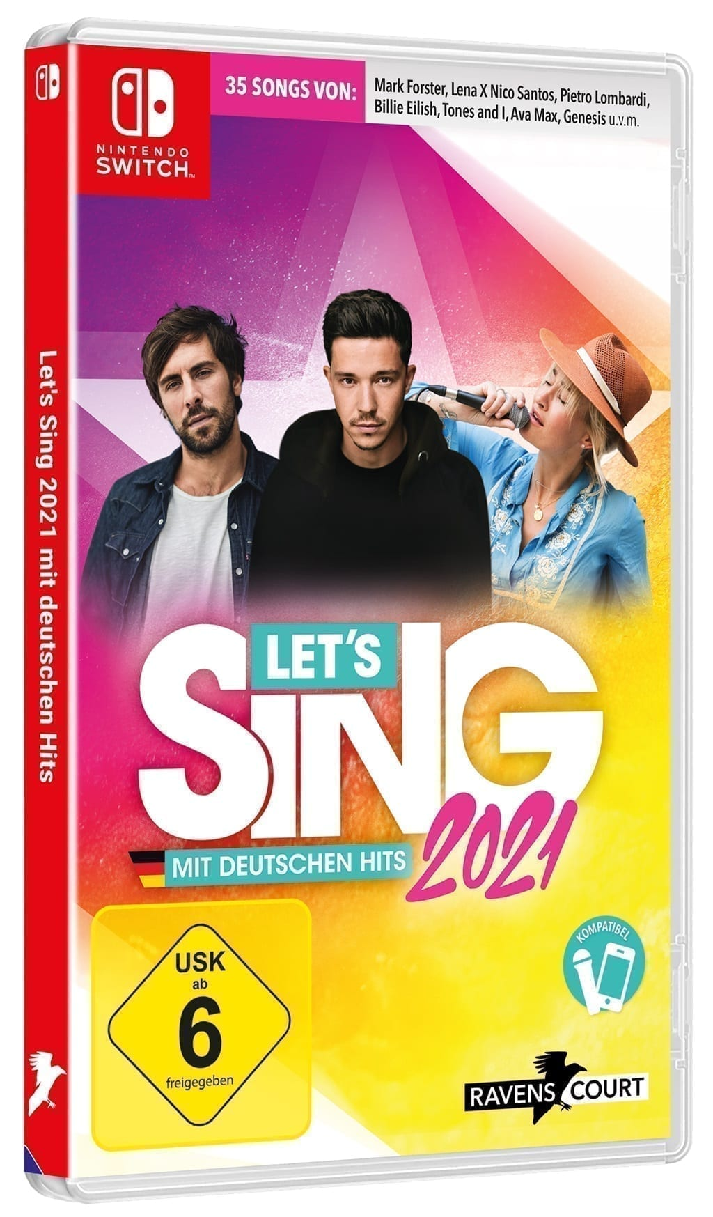 Let's Sing 2021 - Wertung