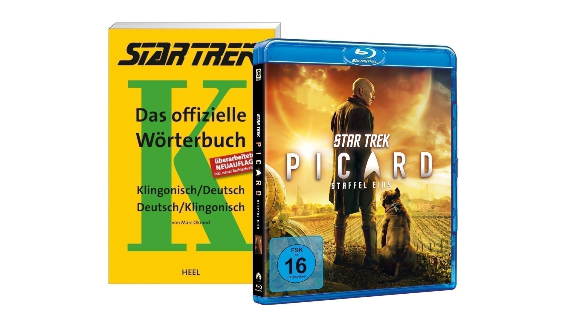 Star Trek Picard Gewinnspiel Gamers