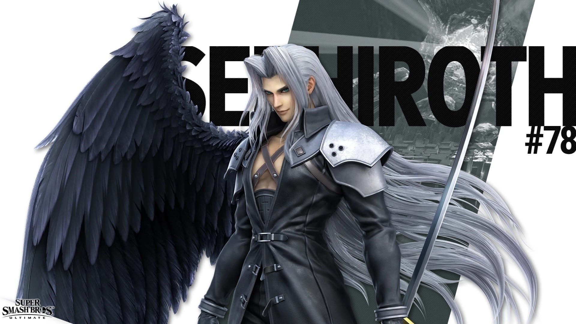 sephiroth neuer kämpfer in Super Smash Bros Ultimate