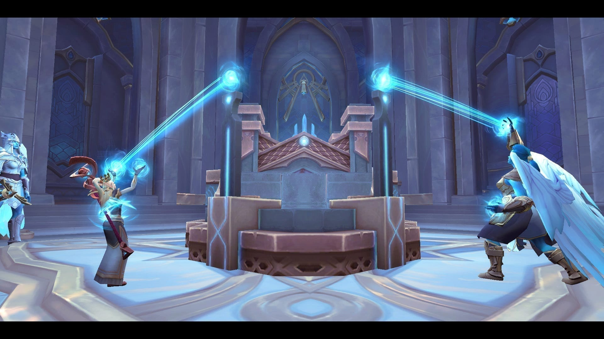World of Warcraft Shadowlands die Pakte