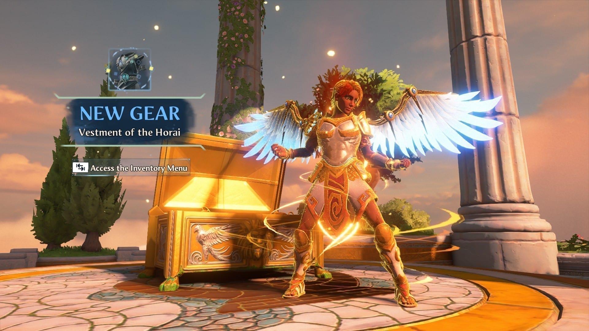 Immortals Fenyx Rising Ein neuer Gott - Neue Ausrüstung
