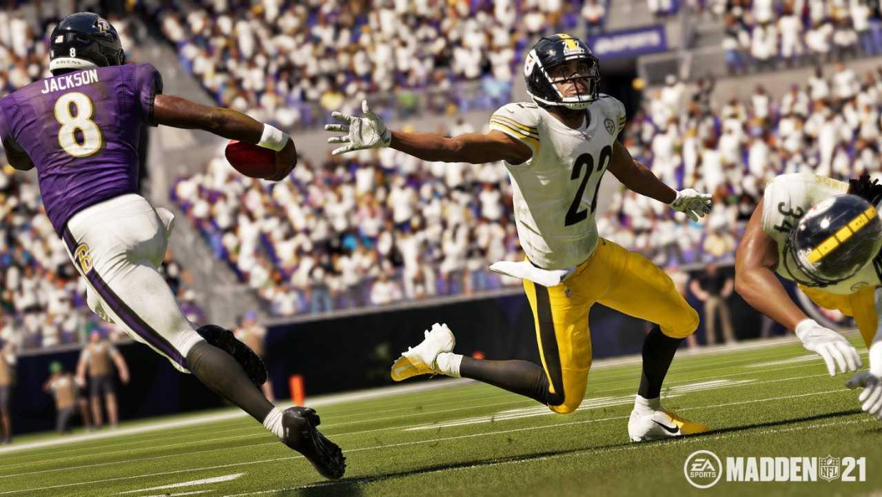 Screenshot Madden NFL 21