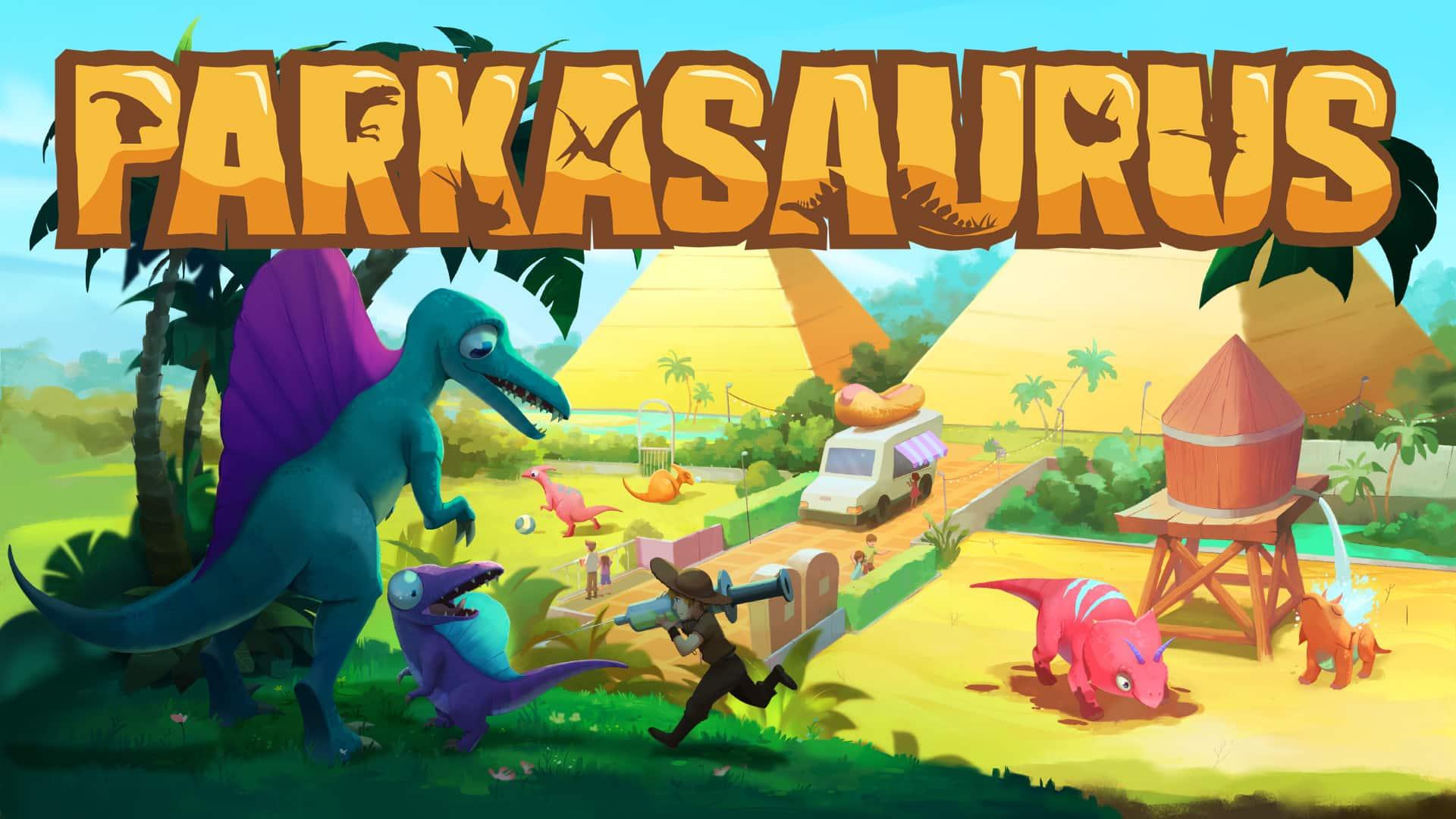 Early Access Erfolgsgeschichten Parkasaurus KeyArt