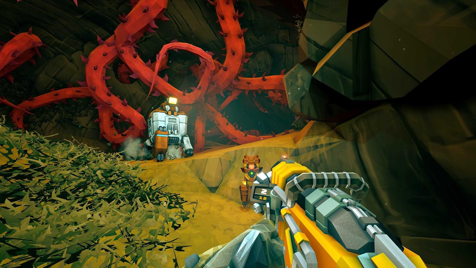 Deep Rock Galactic Update 33 New Frontiers Hollow Bough