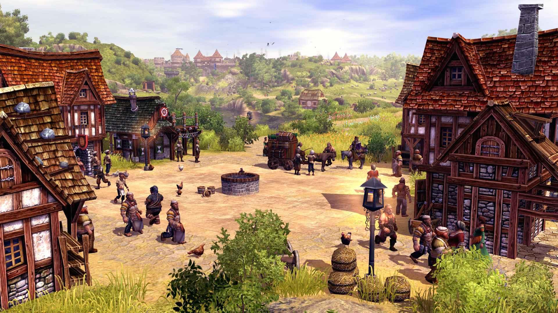 Ubisoft Strategy Sale Die Siedler 7 Gold