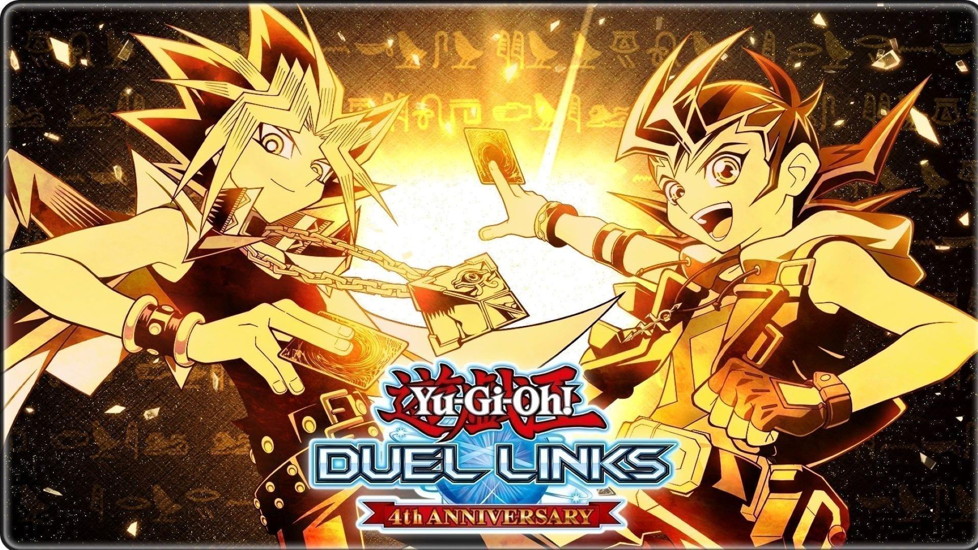 Yu-Gi-Oh! Duel Links Geburtstag