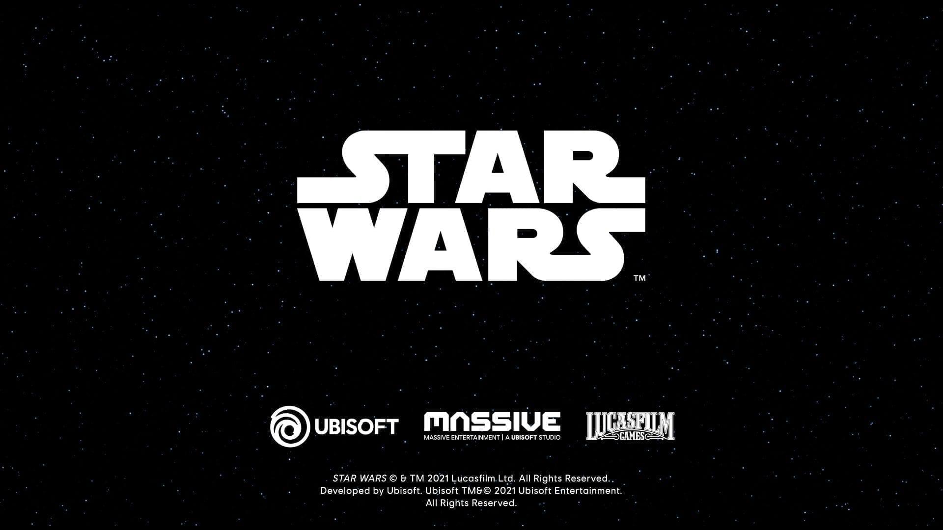Open World Star Wars Abenteuer Spiel