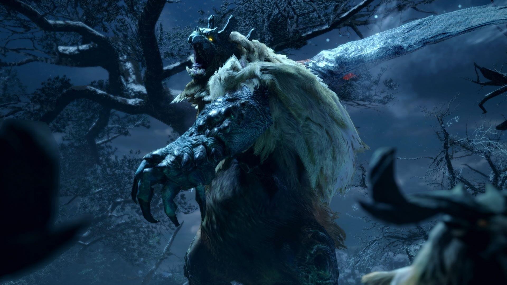 Monster Hunter Rise Switch Goss Harag