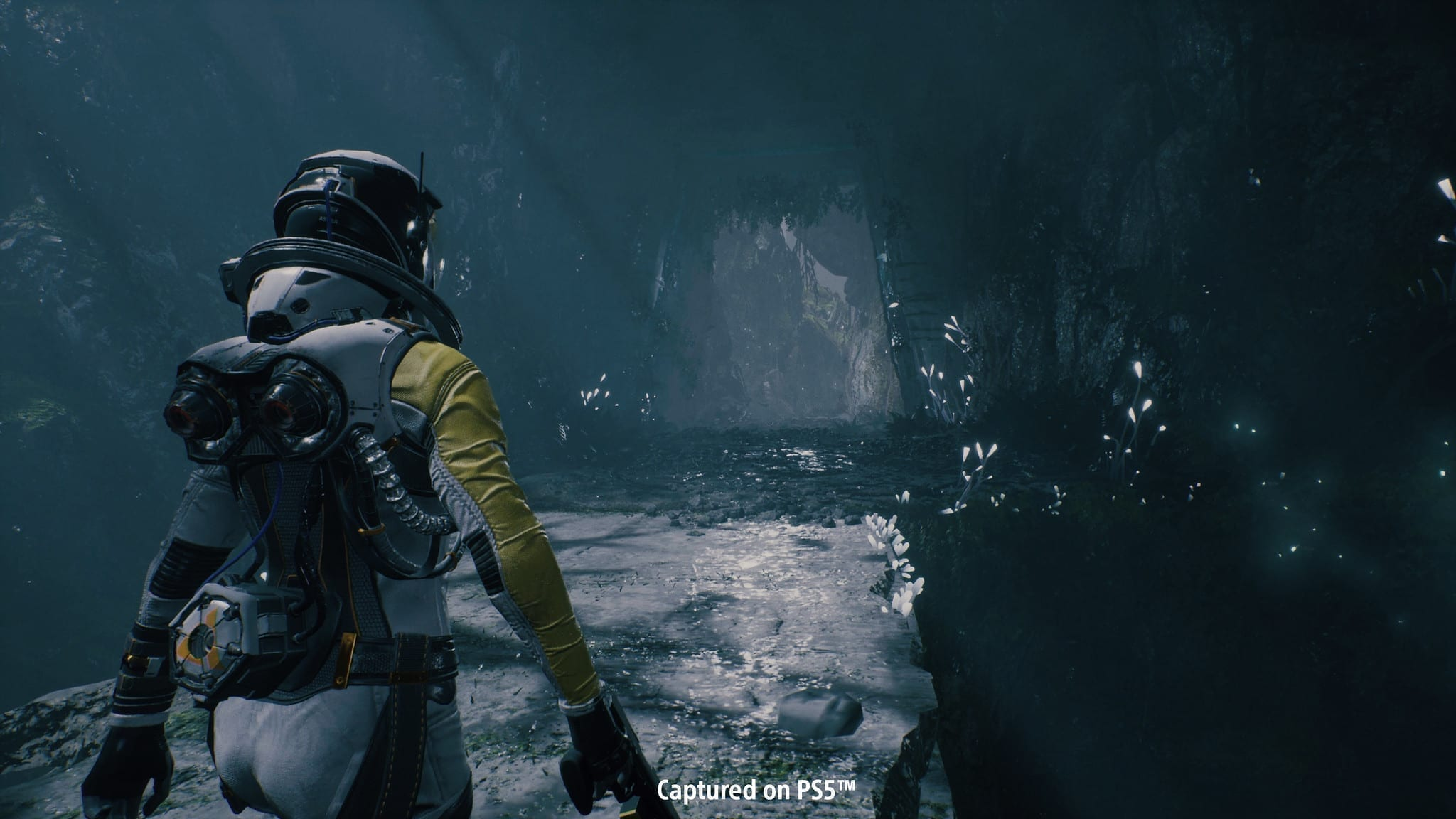 Returnal Trailer Kampfsystem Astronaut