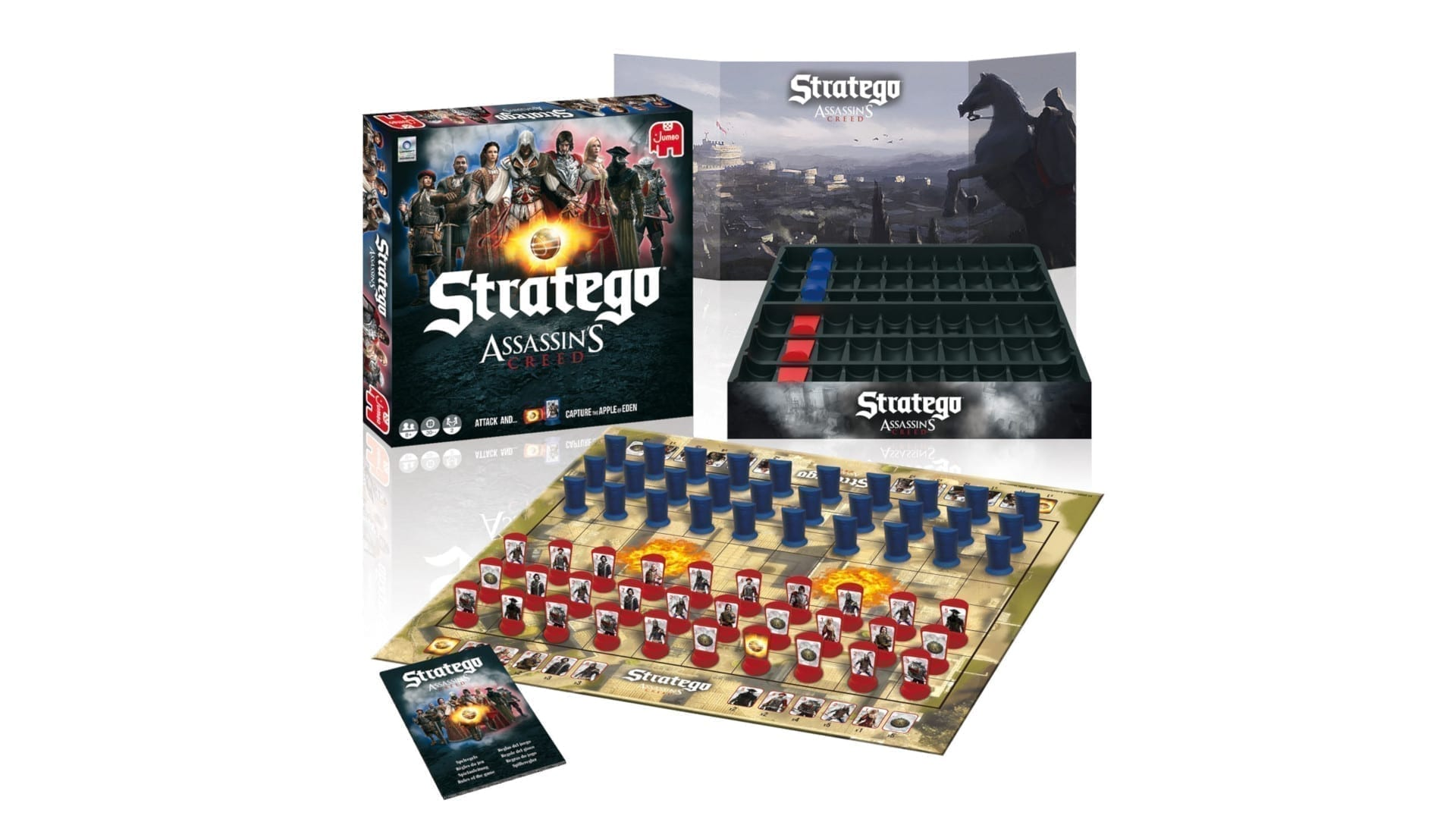 Stratego Assassins Creed Inhalt