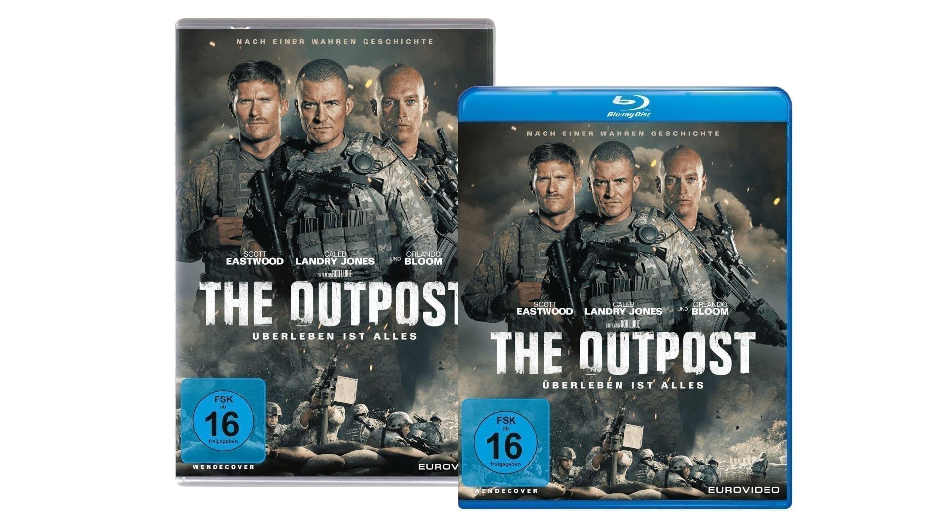 The Outpost DVD und Blu-ray