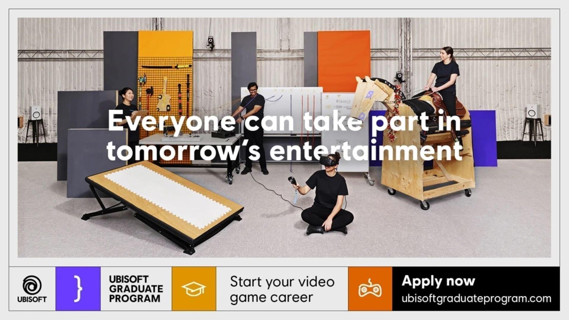 Ubisoft Graduate Program 2021