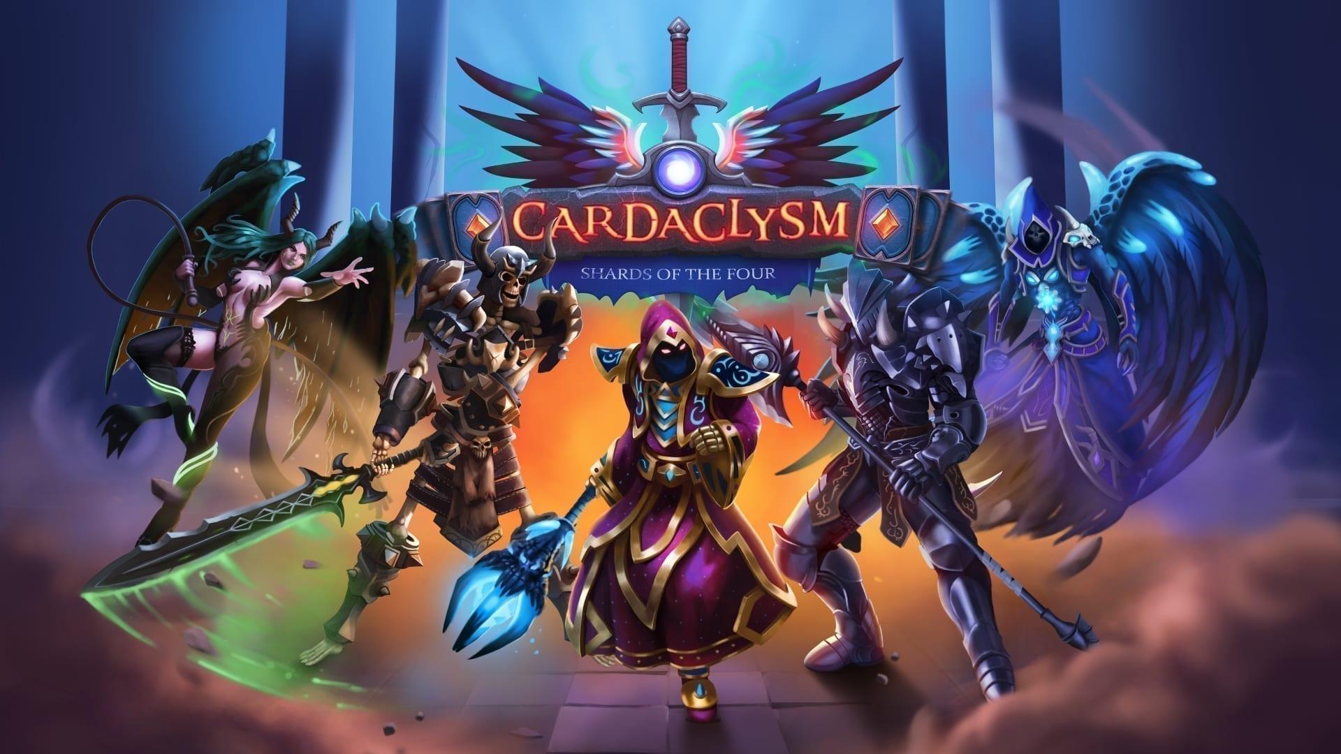 Card Battler Special Teil 2 Cardaclysm KeyArt