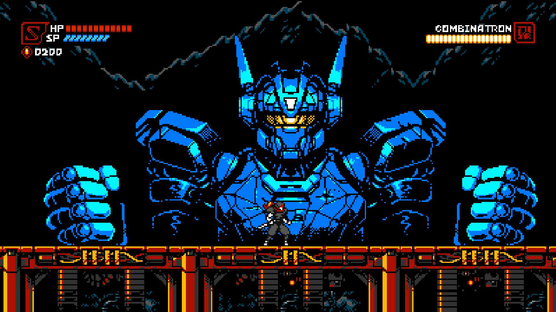 Cyber Shadow - Im Kampf gegen Robots