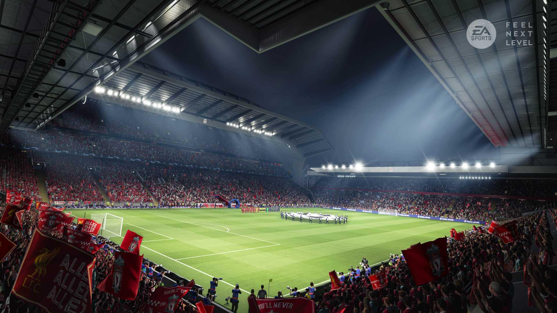 FIFA 21 - Next Level Screenshot
