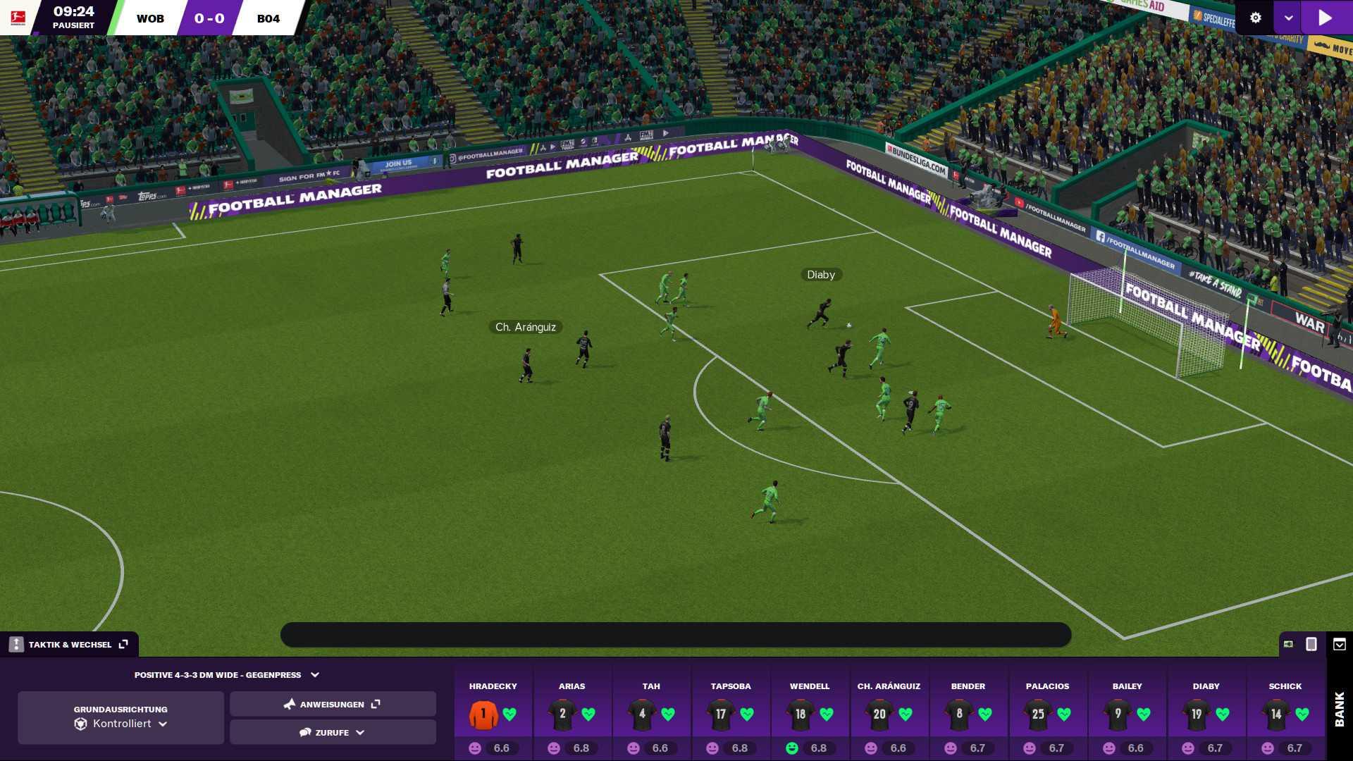 Football Manager 2021 - Screenshot