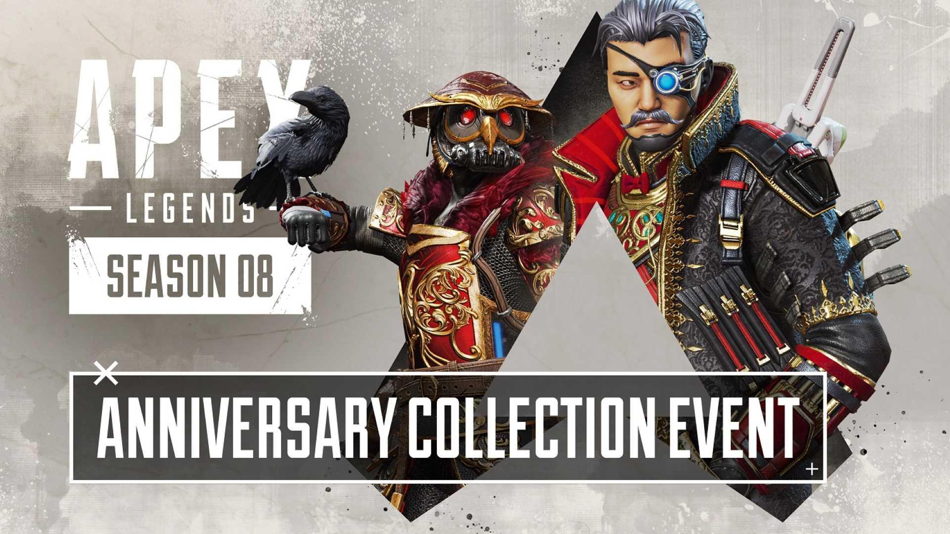 Apex Legends Geburtstag Event