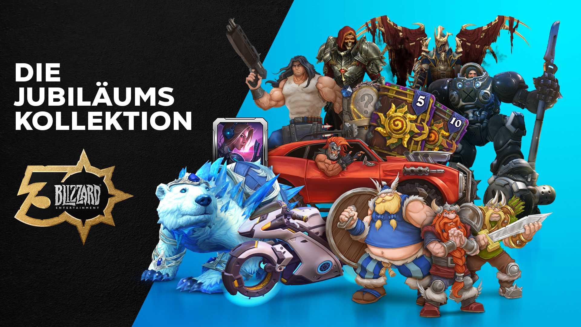 BlizzConline 2021 Blizzard Arcade Sammlung