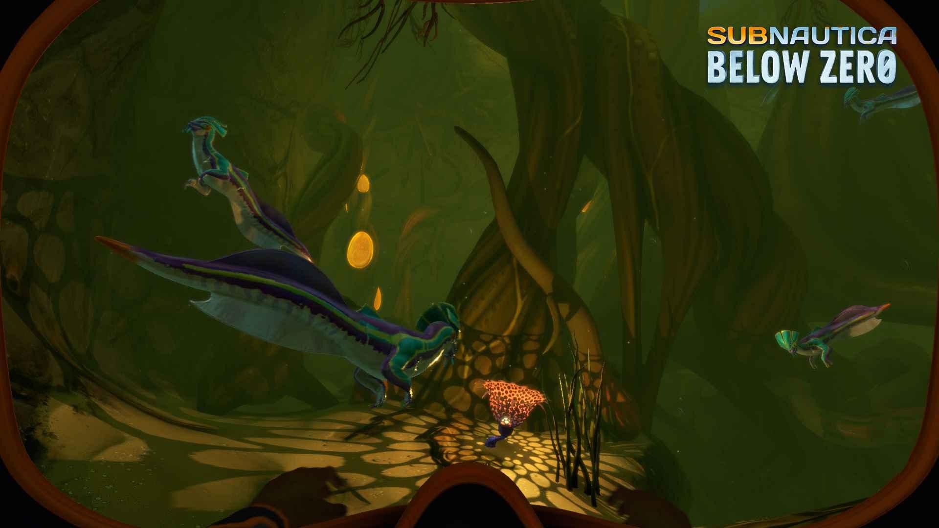 Subnautica Below Zero Kelp Caves 02