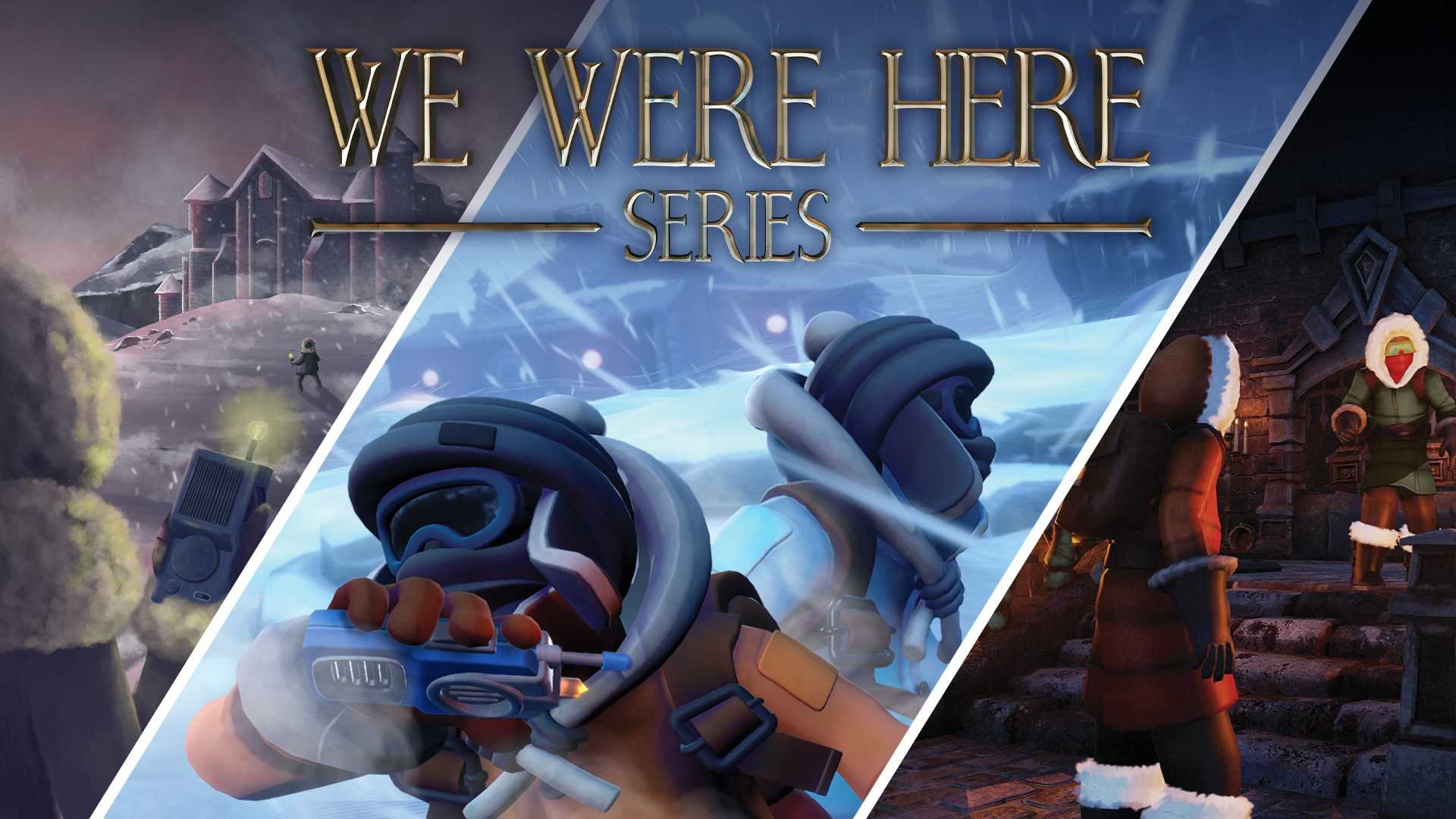 We Were Here Serie PlayStation