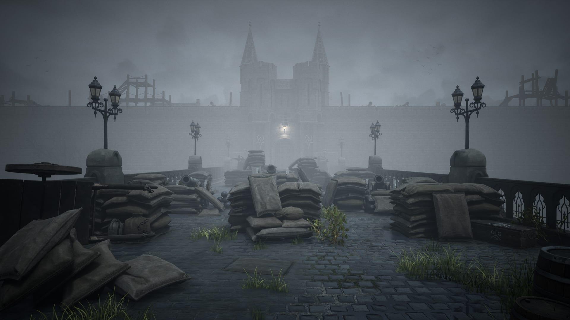 Black Legend City Entrance