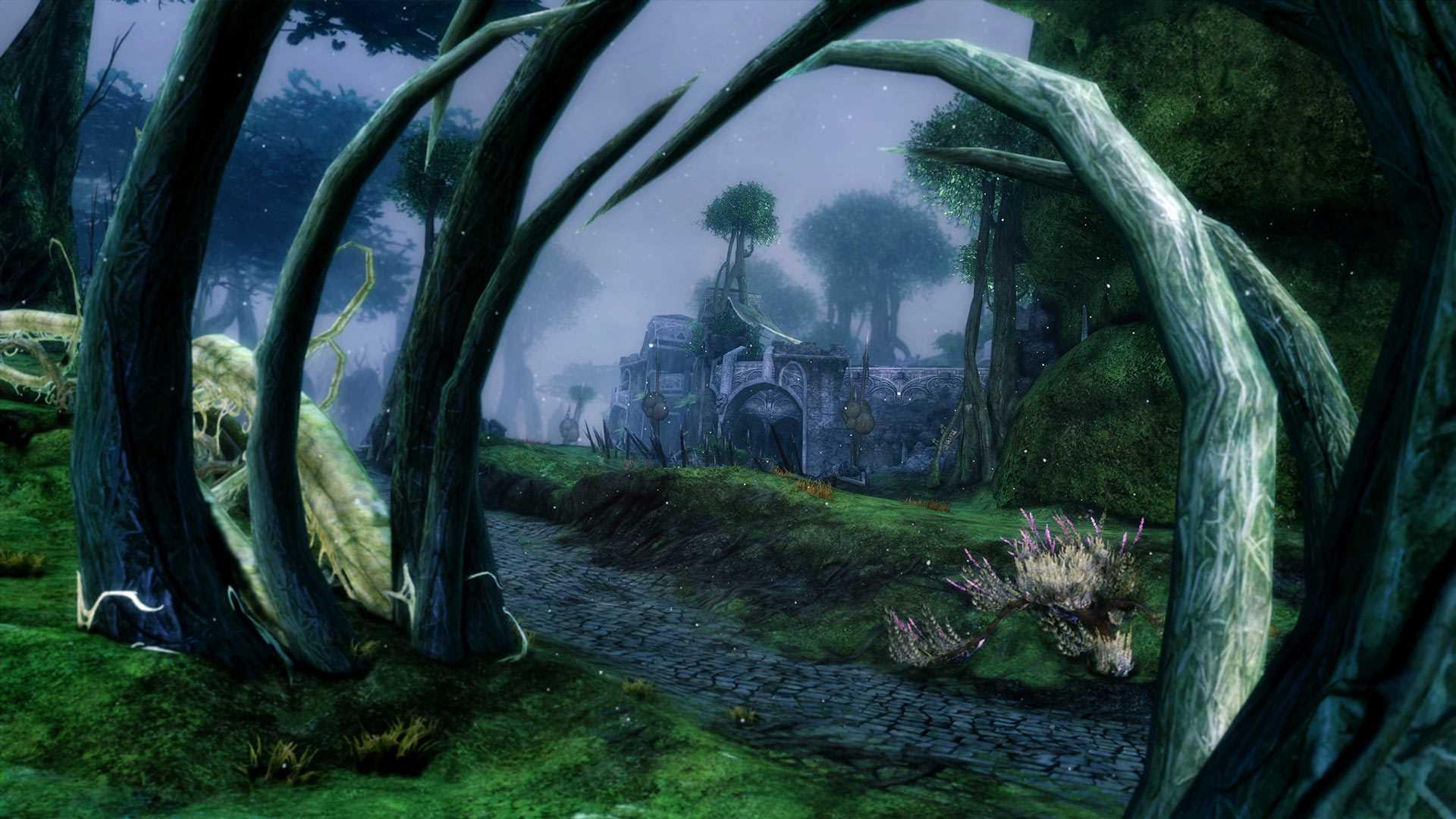 Guild Wars 2 Gleichgewicht Wald