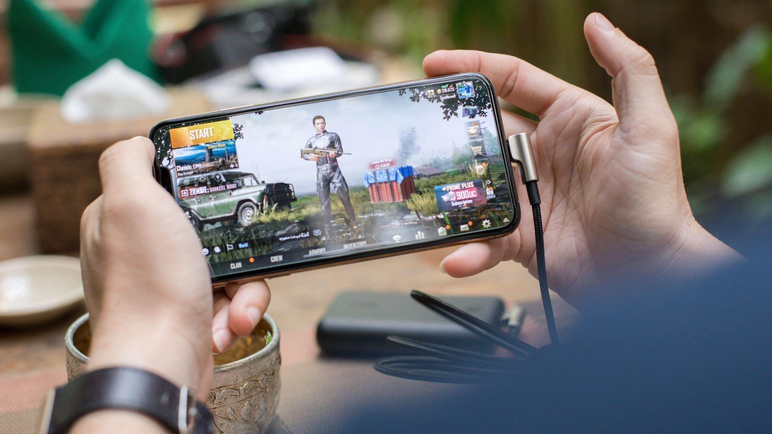 Mobile Gaming - Shooter