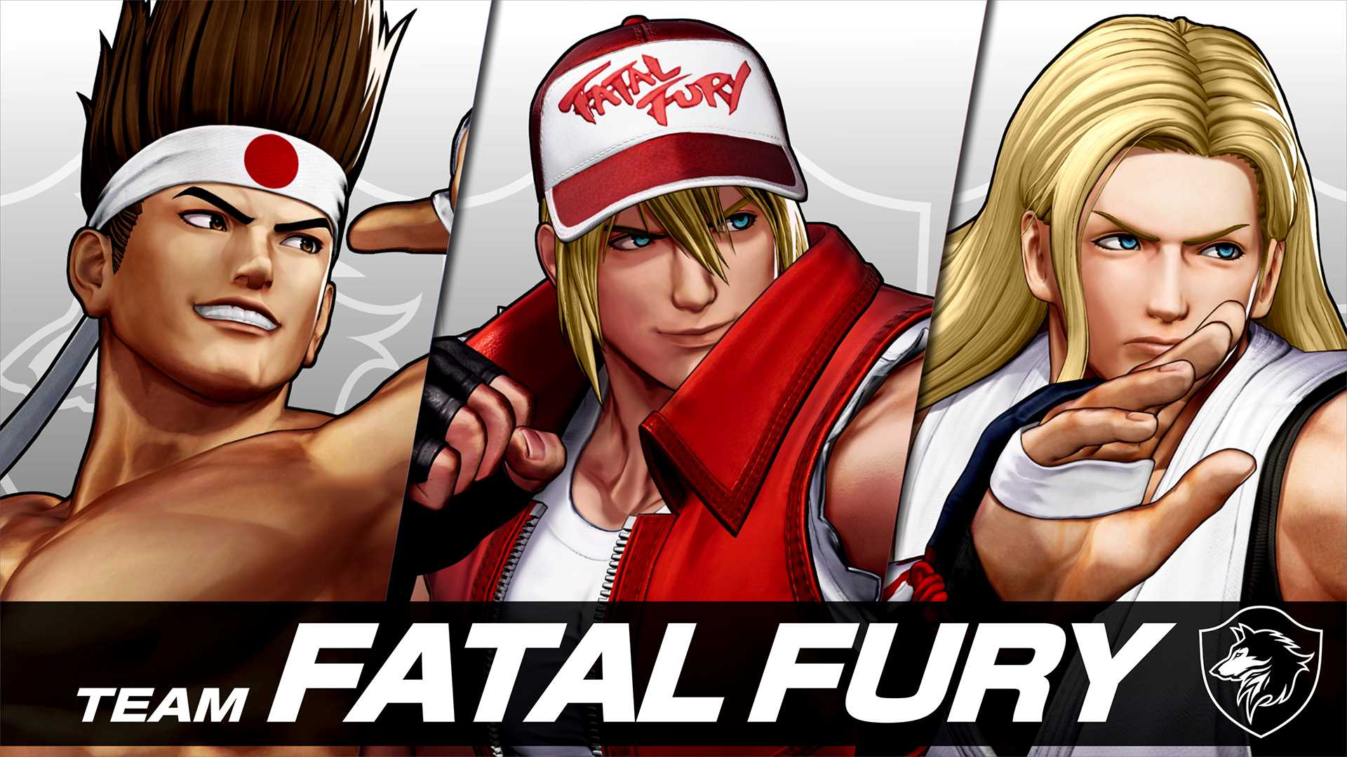 The King of Fighters XV - Team Fatal Fury