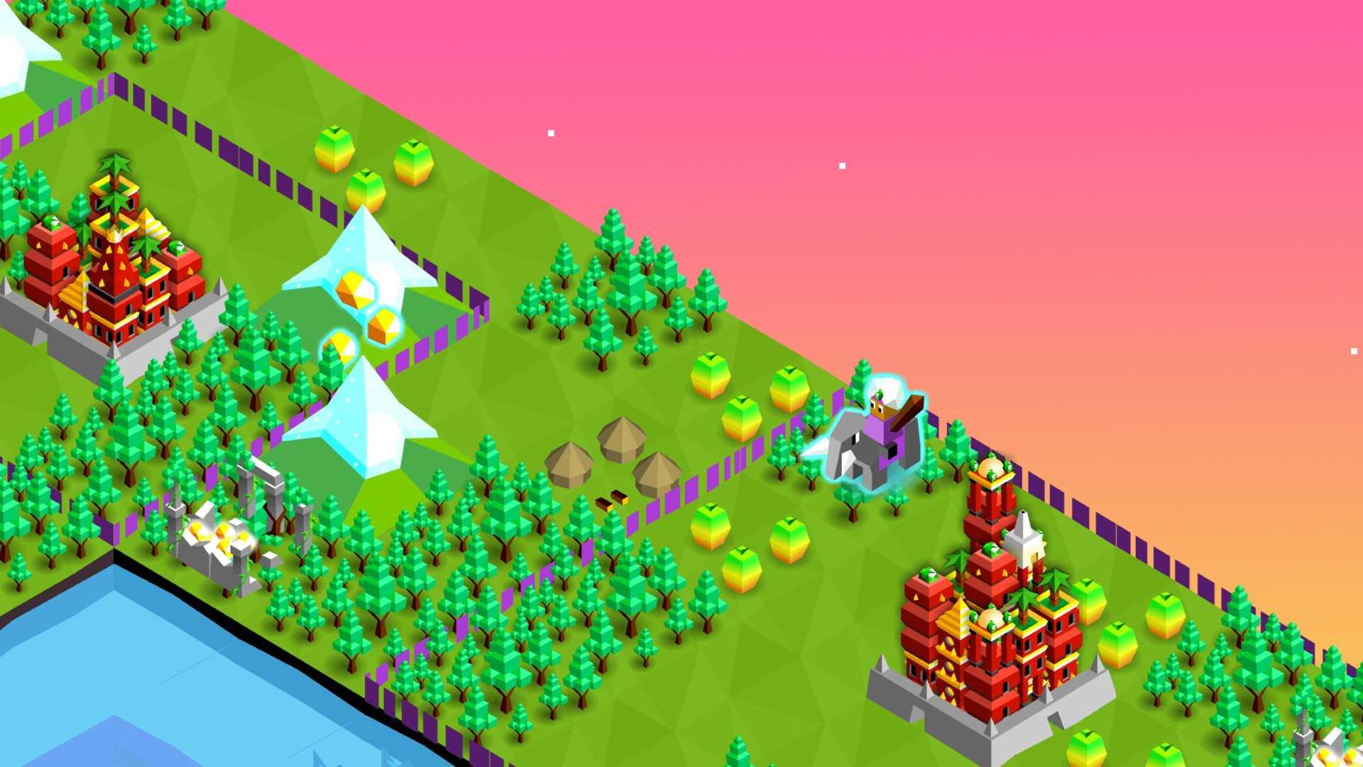 The Battle of Polytopia: Moonrise - Screenshot 06