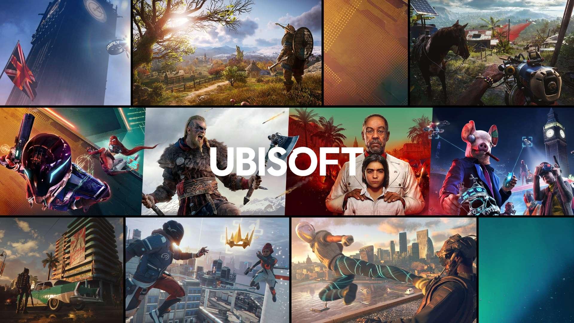 Ubisoft Forward Sale 2021 - Beitragsbild