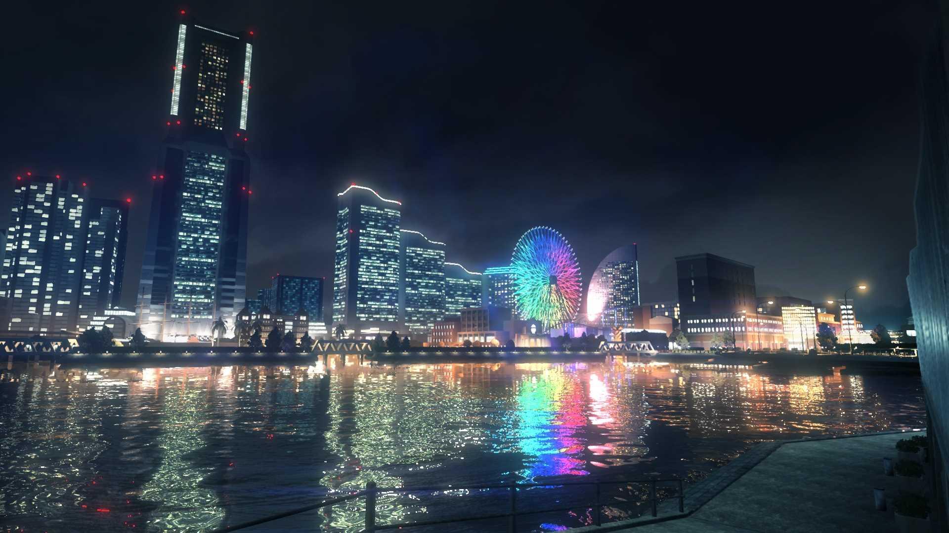 Yakuza: Like a Dragon PlayStation 5 Riesenrad