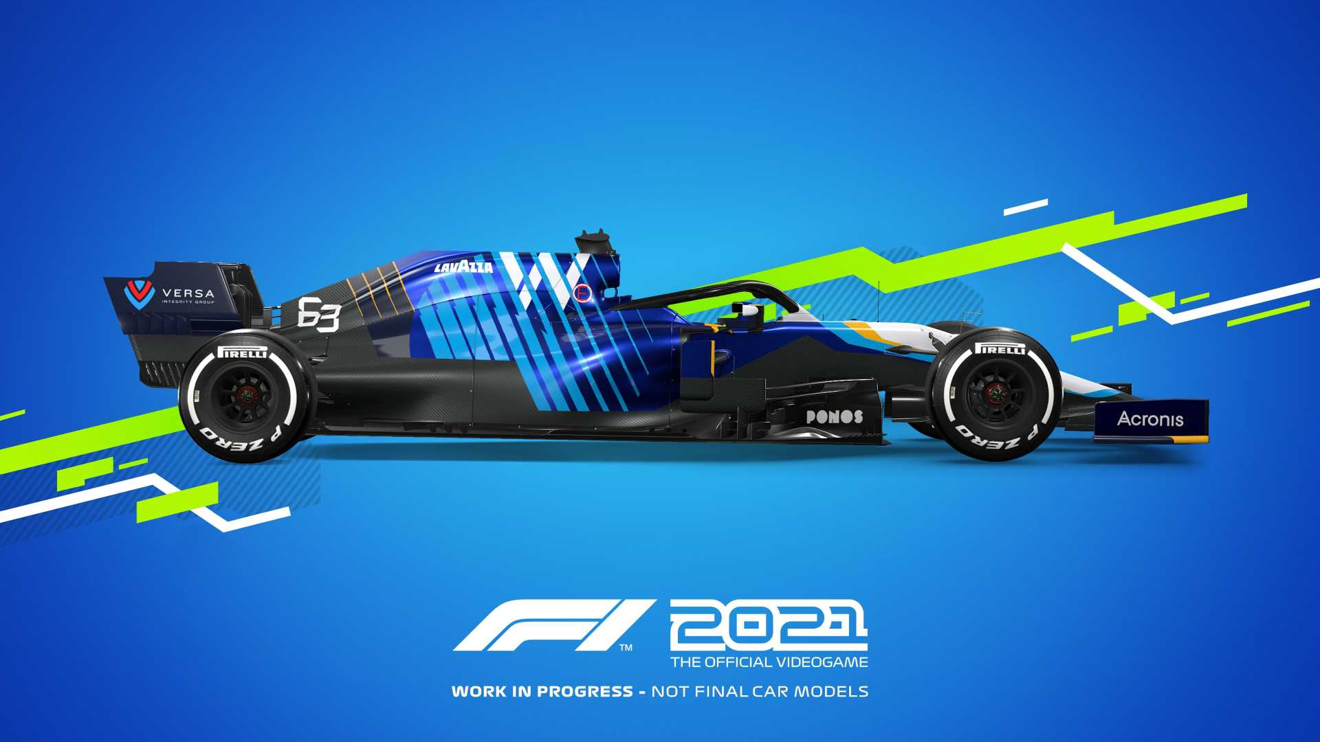 F1 2021 Releasetermin - Williams