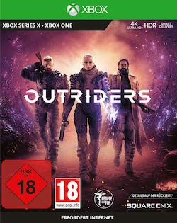 Outriders - Wertung
