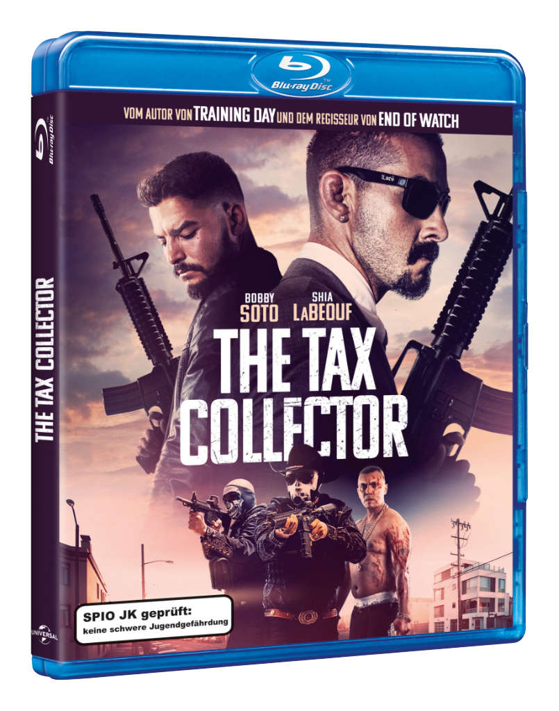 Packshot - The Tax Collector 3D