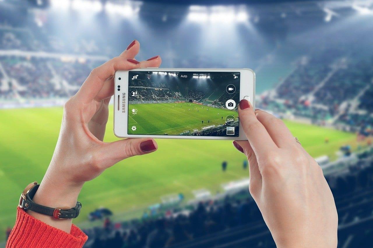Smartphone - Foto machen
