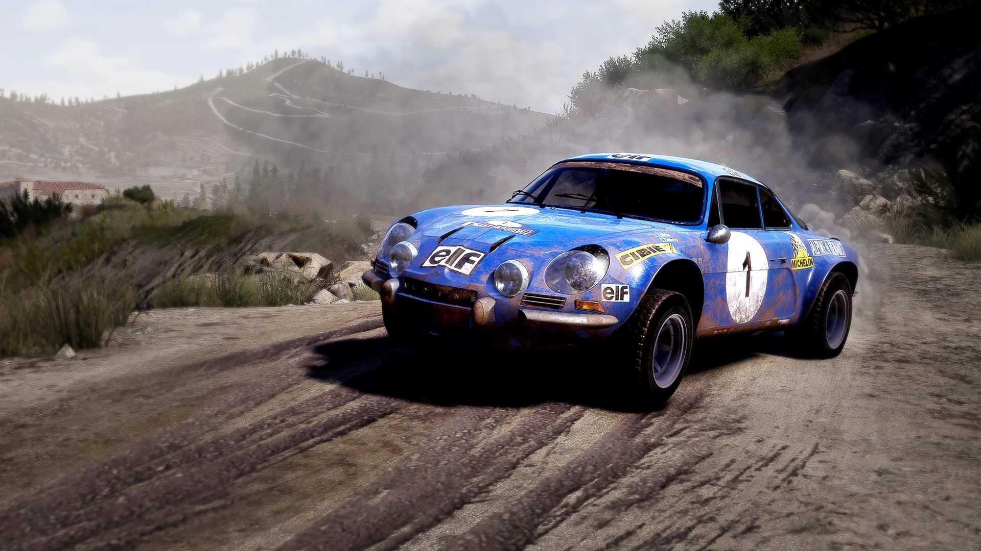 WRC 10 angekündigt - Screenshot 07