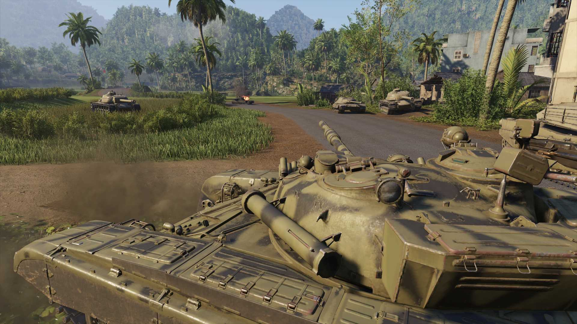 World of Tanks: Modern Armor - T-72A in Aktion