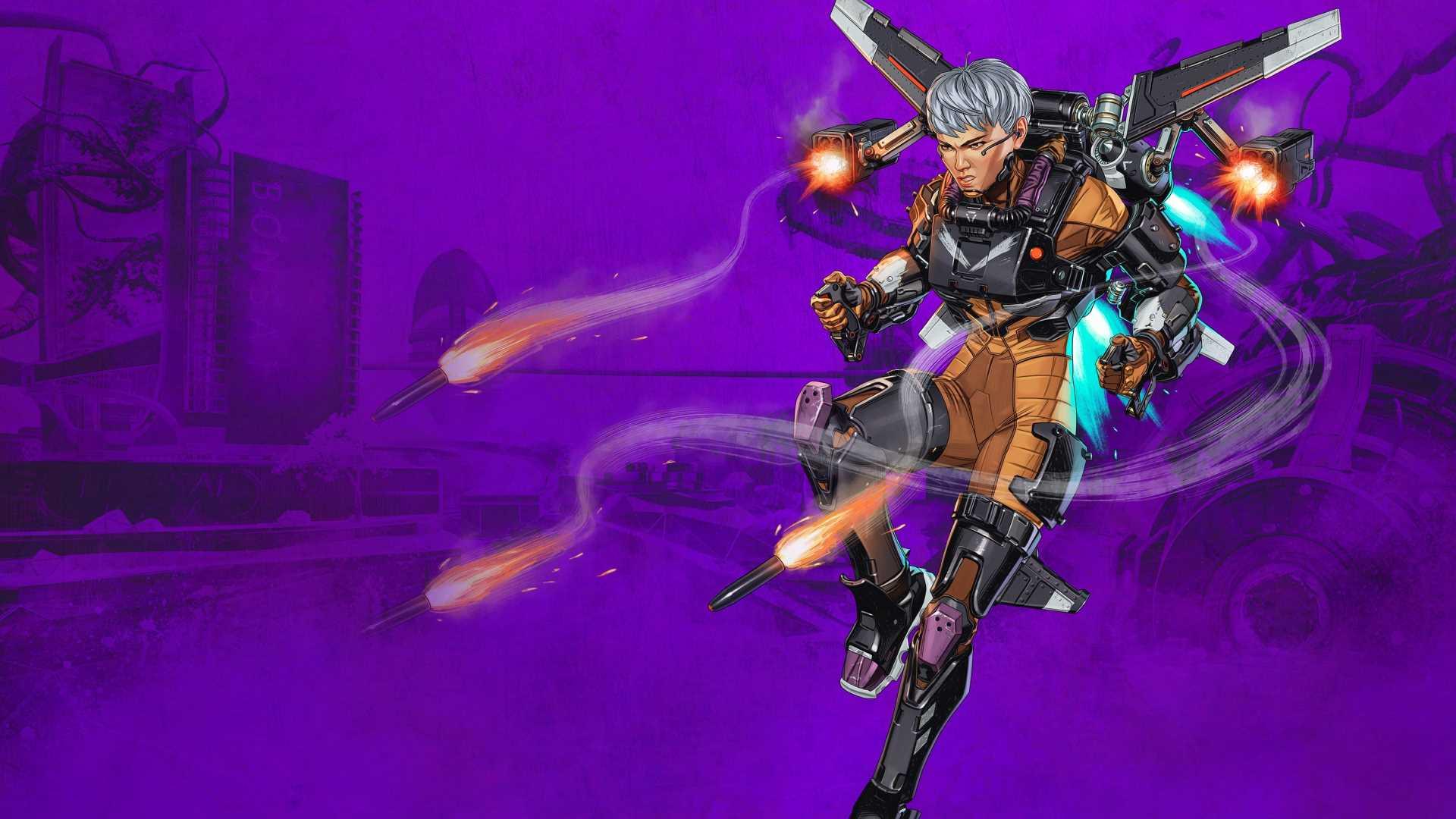 Apex Legends: Vermächtnis 3-gegen-3-Modus - Valkyrie