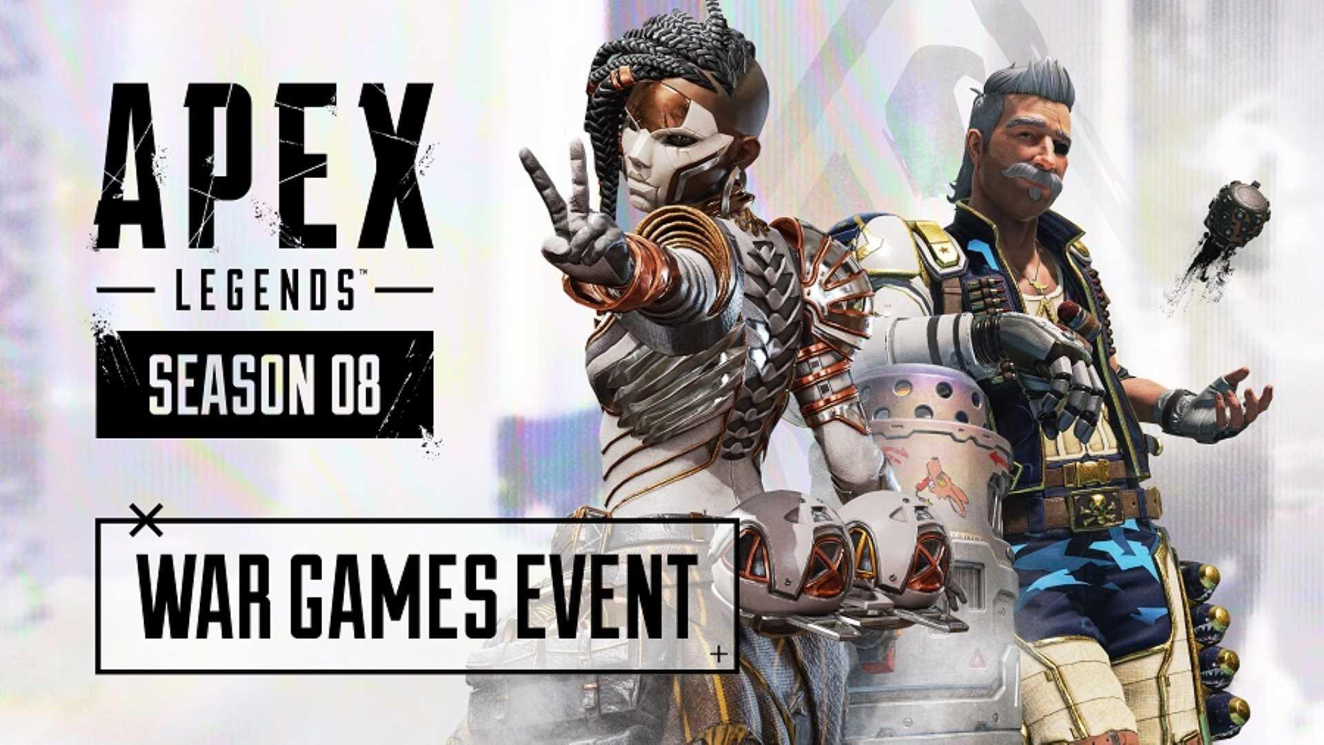 Apex Legends Kriegsspiele Sammel Event - Keyart