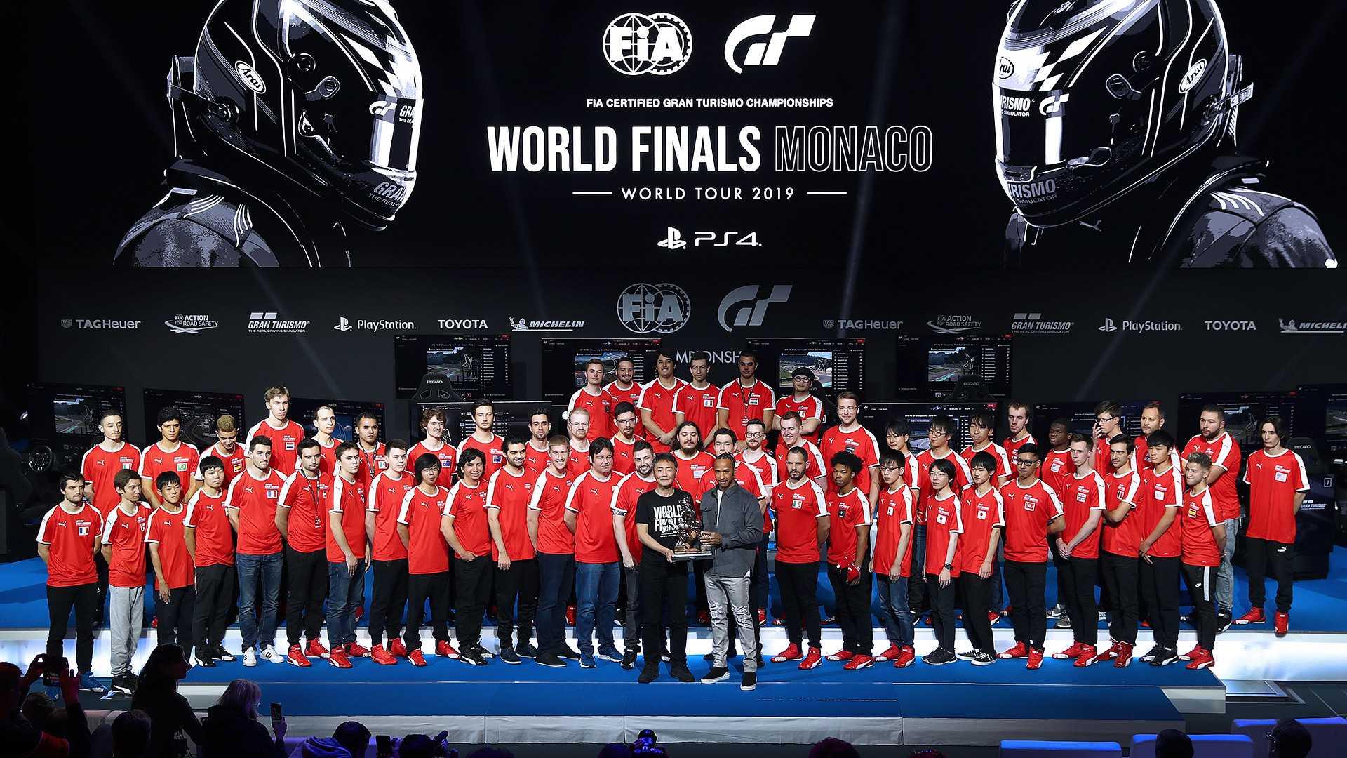 FIA Certified Gran Turismo Championships 2021 - 2019