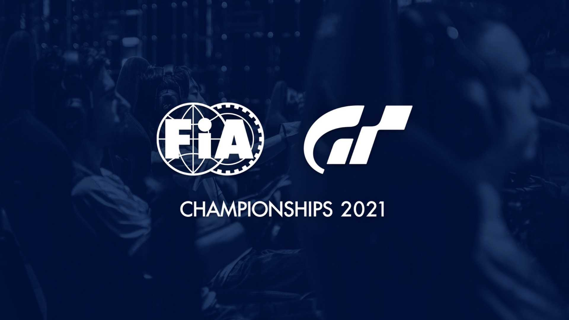FIA Certified Gran Turismo Championships 2021 - Keyart