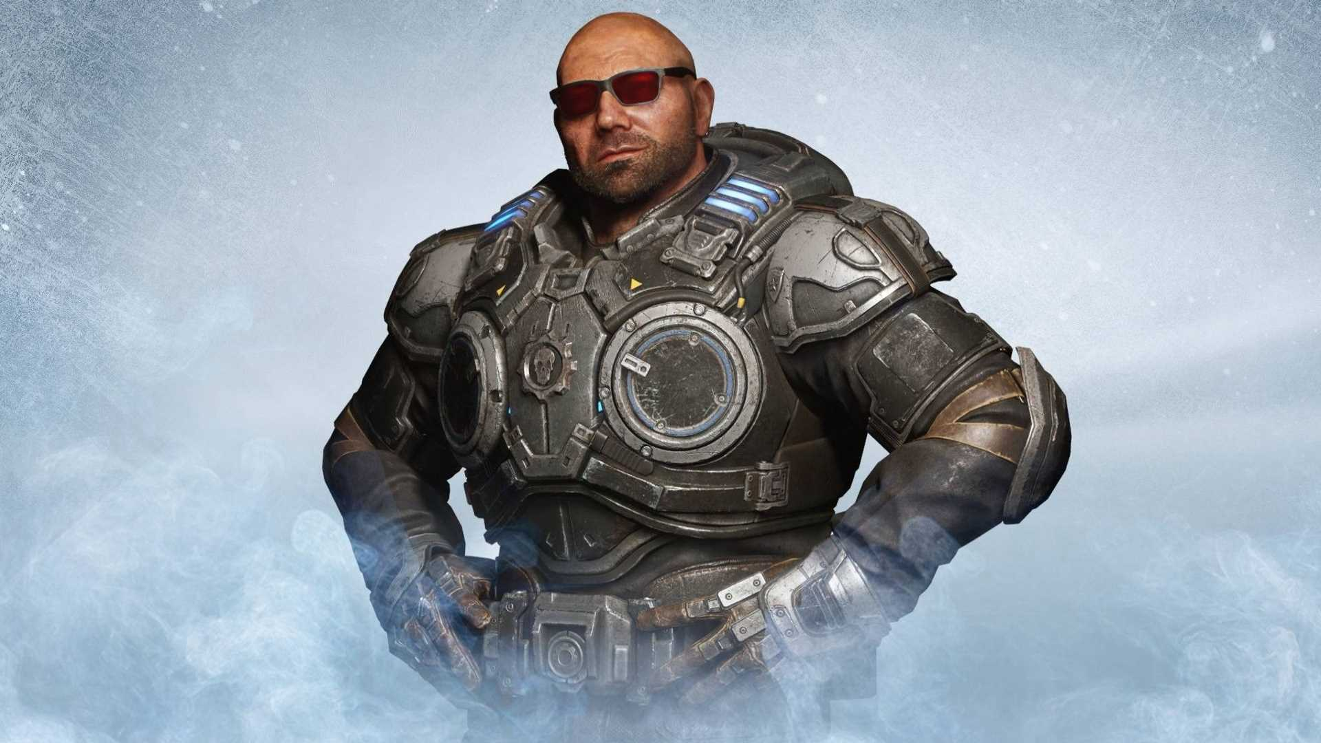 Xbox Game Pass April 2021 - Gears 5 Batista Marcus Skin