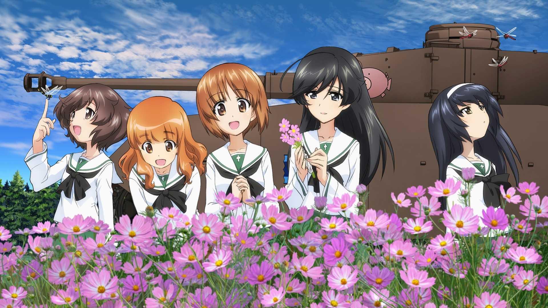Girls und Panzer World of Tanks - Die Mädchentruppe
